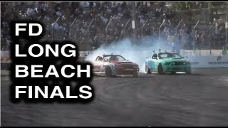 Behind the Smoke Season 2 - Ep 3: Long Beach Battles - Daijiro Yoshihara Formula Drift 2012