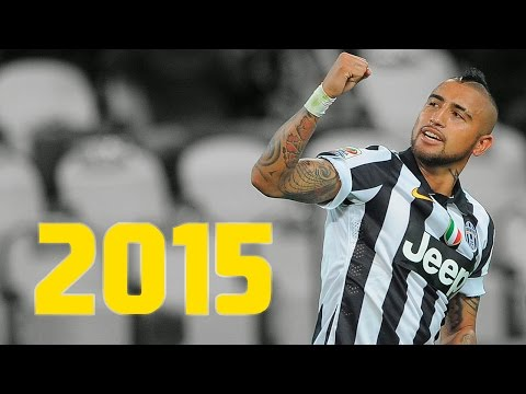 Arturo Vidal | Goals, Skills, Assists, Passes, Tackles | Juventus | 2014/2015 (HD)