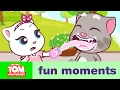 Fun Moments from Talking Tom and Friends Minis