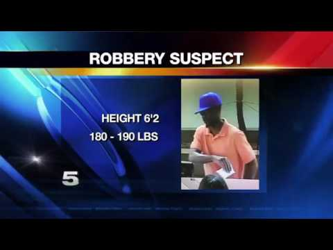 Harlingen Police Searching for Bank Robbery Suspect