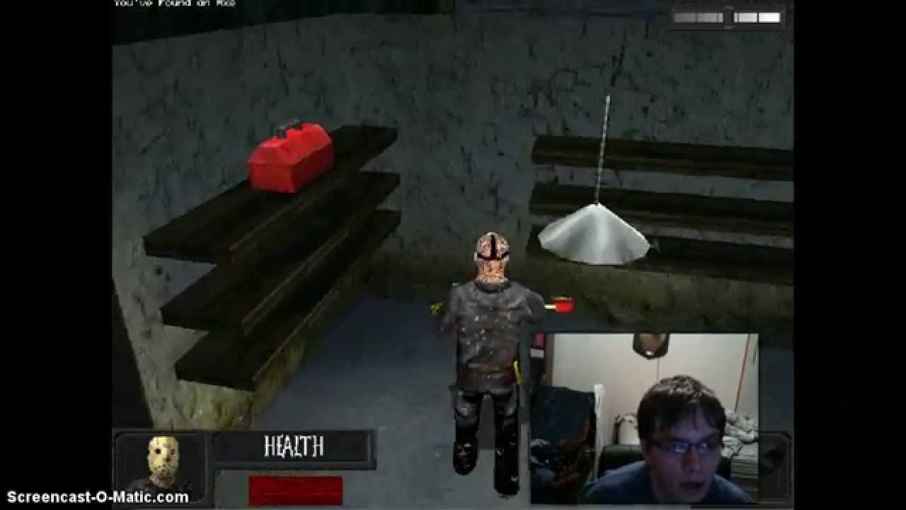 Friday The 13th part 1 Friday The 3Dgame - YouTube