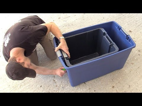 The EASIEST Way To Make A Feral Cat Shelter