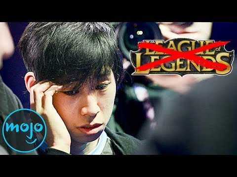 Top 10 Pro Gamers Who Quit for SHOCKING Reasons