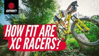 How Fit Are Cross Country Racers? | GMBN's XC Boot Camp With Nino Schurter