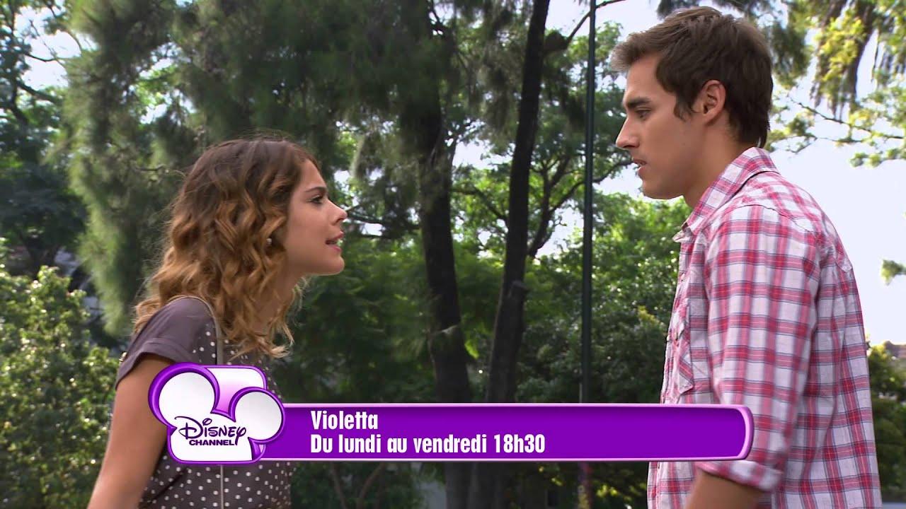 Violetta saison 2 r sum des pisodes 56 60 exclusivit disney channel youtube - Musique violetta saison 2 ...