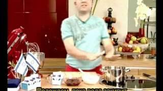 Наполеон из теста фило со сливками и ягодным сиропом(, 2012-02-16T11:21:05.000Z)