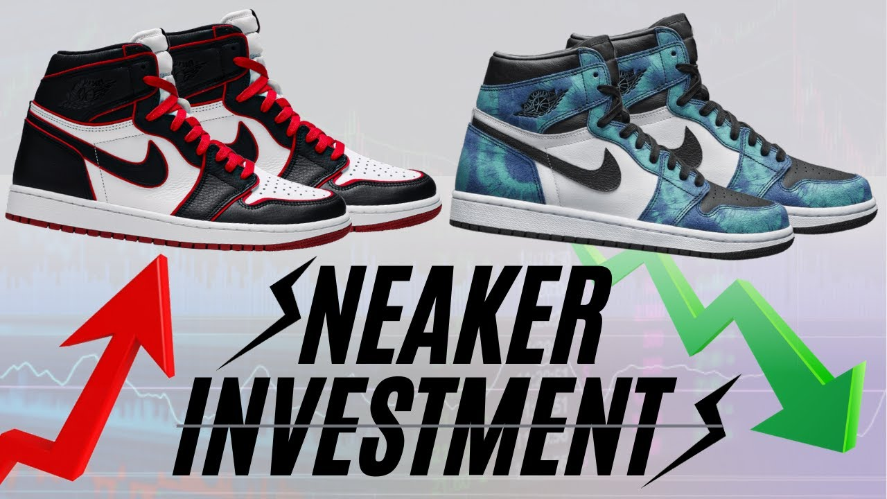 Sneaker Investments Ep. 1