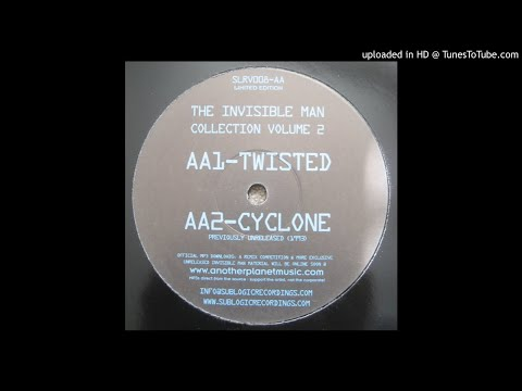 The Invisible Man - Cyclone (Previously Unreleased - 1993)
