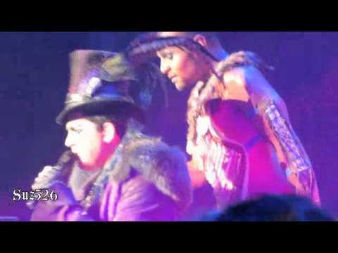 Adam Lambert Opening Medley, Honolulu 102510.m4v