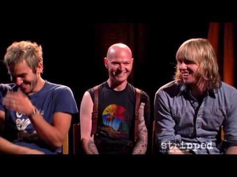 Lifehouse — Rapid Fire Q&A (Stripped) | Interview | Interscope