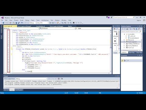 Cara Menampilkan Toolbox Pada Visual Basic