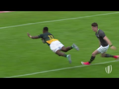 Simelane South Africa's hat-trick hero