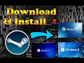 How To Download Steam on PC | Windows 7/8/10