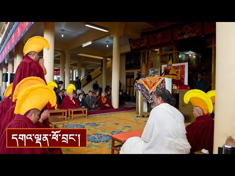 Tibetan Language: Jataka Tales (Life Stories of the Buddha)