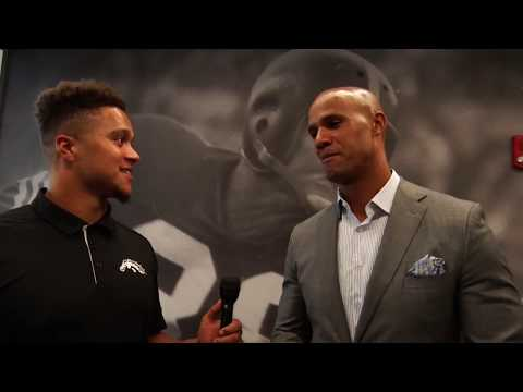WMU Football: Jason Taylor Interview