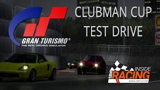 Gran Turismo 3 A-Spec Test Drive - Clubman Cup in Toyota Trueno AE86