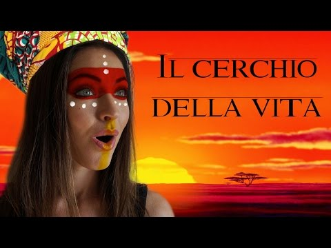 The Circle of Life - The Lion King (Italian) Minniva Feat Charly Urso Cover Collab