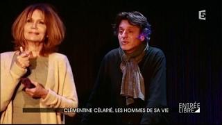 Clémentine Célarié, les hommes de sa vie
