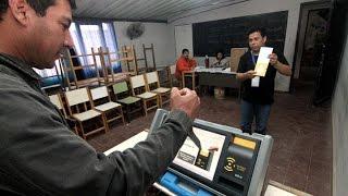 Terminó La Jornada Electoral Del Chaco Con Normalidad, Informó El Gobernador Capitanich