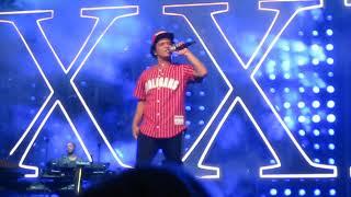 Bruno Mars 24K Magic United Center Chicago 8/18/17
