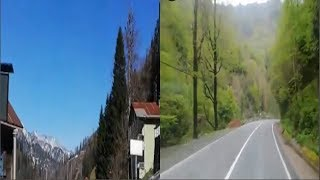 Karadeniz Turu 6. Bölüm Rize Çamlıhemşin (Ayder Yaylası- Karadenizin Hırçın Doğasında Yolculuk)