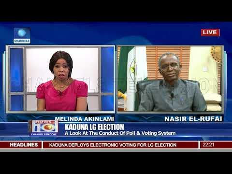 Kaduna LG Election A Solid Foundation For Nigeria's Democracy, El-Rufai Says