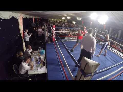 Ultra White Collar Boxing | Mansfield | Daniel Parkes VS Ben Holloway