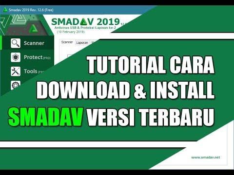 Cara Download Dan Install Antivirus Smadav Versi Terbaru