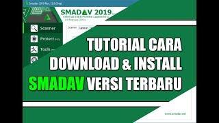 Gambar cover Cara Download dan Install Antivirus Smadav Versi Terbaru