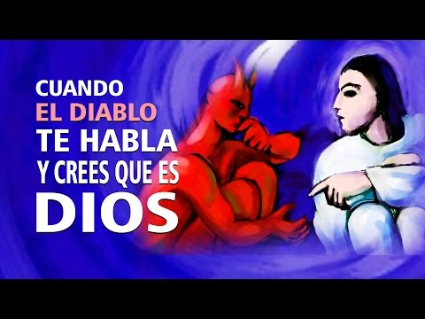 Cuando El Diablo Habla Y Crees Que Es DIOS  |  Predicaciones Cristianas