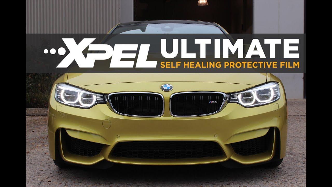 BMW M4 Full Wrap Clear Bra