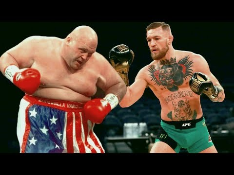Conor McGregor vs The Mountain (Game of Thrones) from YouTube · Duration:  3 minutes 27 seconds