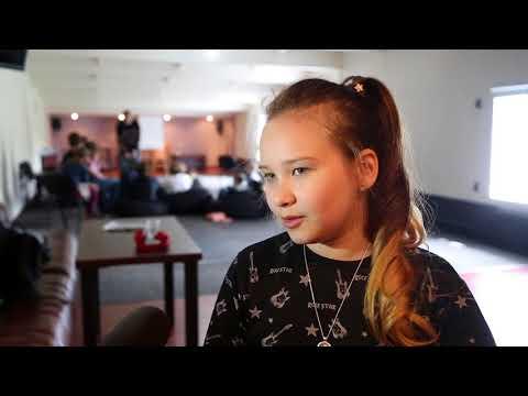 видео: Летняя площадка школы КВН