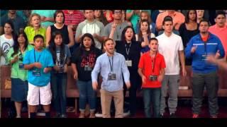 """Oh The Blood of Jesus Medley"" - Joseph Larson @ Family Worship Center #CFIYC 2015"