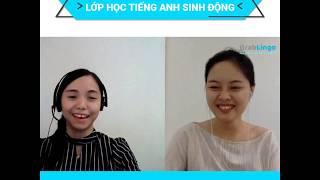 Teacher Zyra| Lớp học Tiếng Anh trực tuyến 1 kèm 1 với giáo viên Philippines