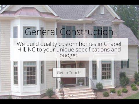 Ken Huff Builders Inc - REVIEWS - Chapel Hill, NC Building Contractors