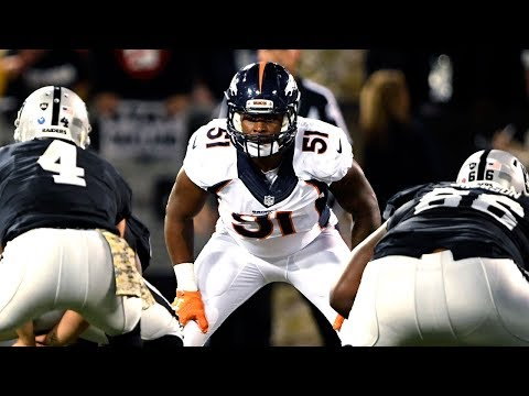 Todd Davis takes the reins of Denver's defense in hopes of getting group back to top tier in NFL