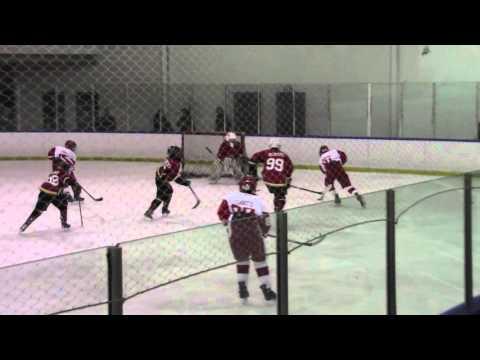 Red Wings Goals vs Adirondack Nov 28 2015