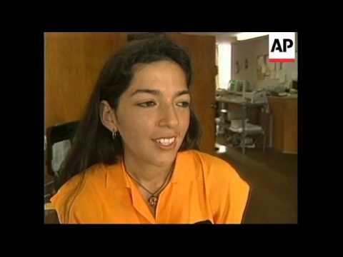 PERU: LIMA: 'ANTI-LUST' BILL BANS MINI SKIRTS IN THE WORKPLACE