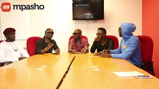 'Kenya Film Commission Board what you are doing is stupid ,Style up!'Sauti Sol