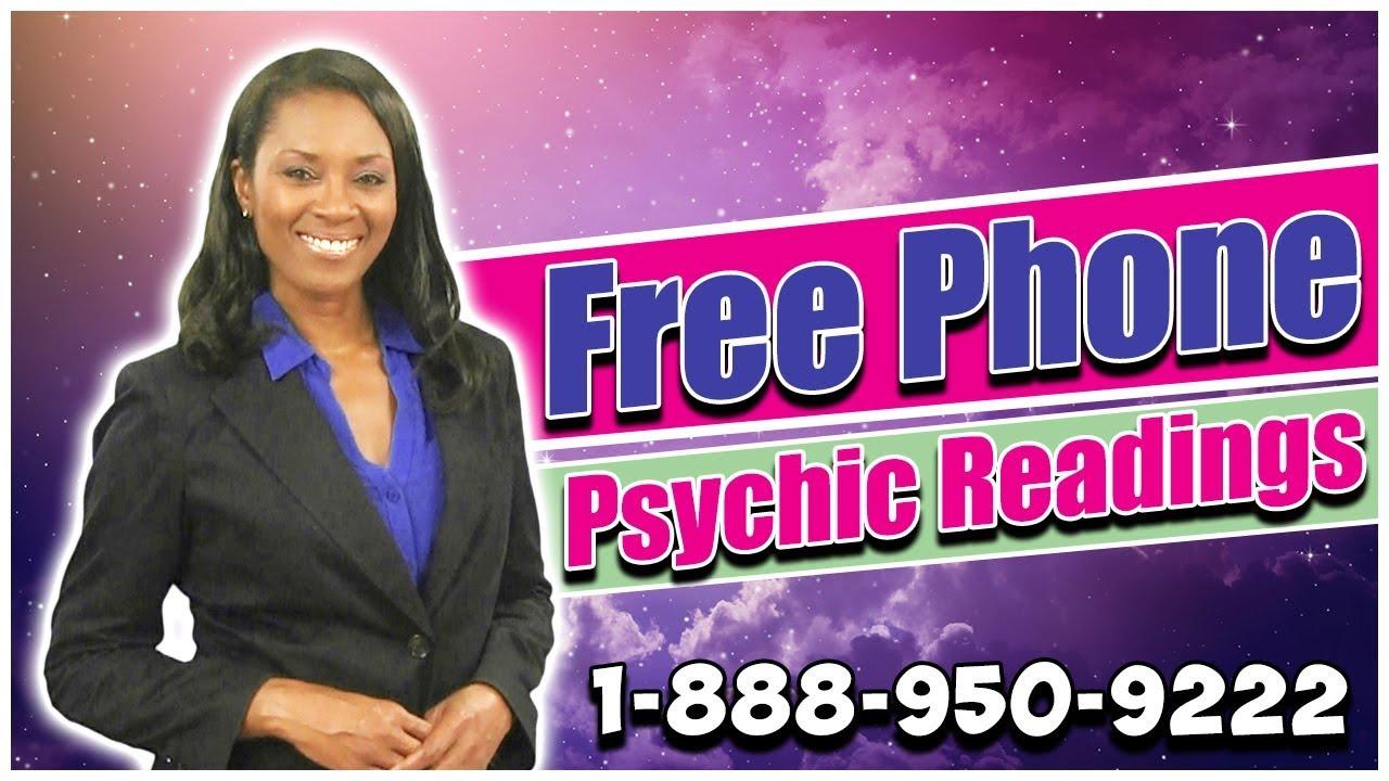 Free Phone Psychic Readings 1-888-950-9222
