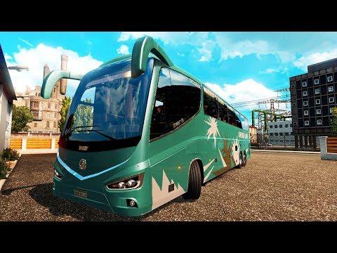 ETS2 Mercedes Benz Green Line