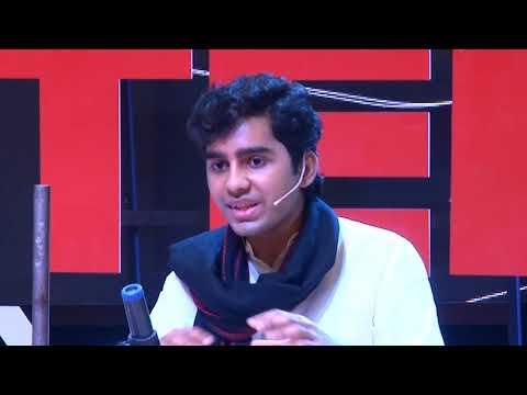 My Tabla Story | Ishaan Ghosh | TEDxYouth@JNS