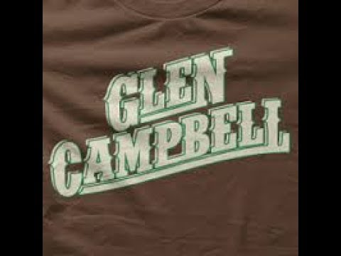 Glen Campbell - Rhinestone Cowboy (Lyrics on screen)