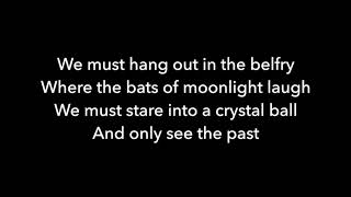 Bright Eyes At the Bottom of Everything without intro karaoke
