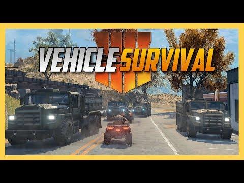 Blackout Custom Vehicle Survival!   Swiftor