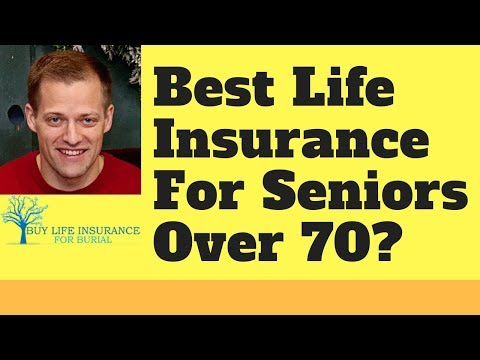 Life Insurance For Seniors Over 70 [Rates & Companies Revealed]