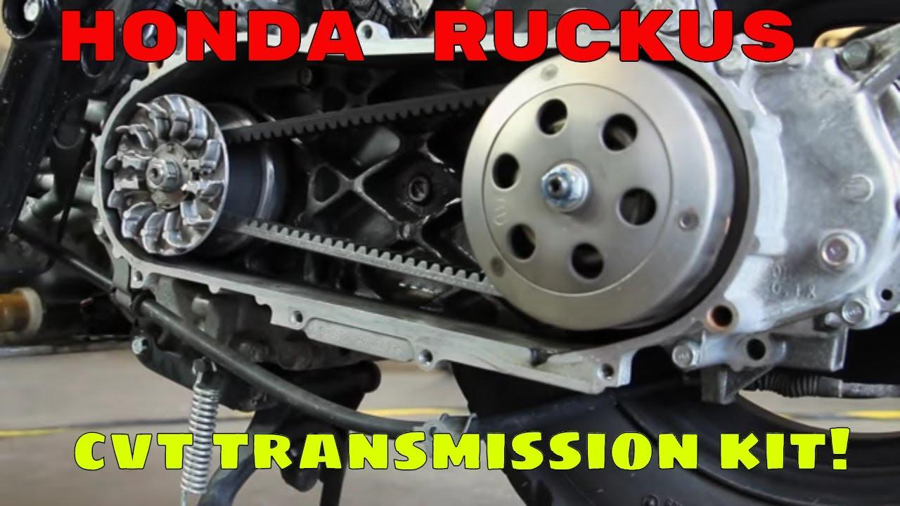 Honda Ruckus CVT Transmission Kit 2003-2018 – Rolling Wrench