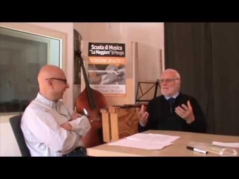 """Scuola di musica """"La Maggiore"""" di Perugia - Intervista a Nicola Conci - 1° Parte"""
