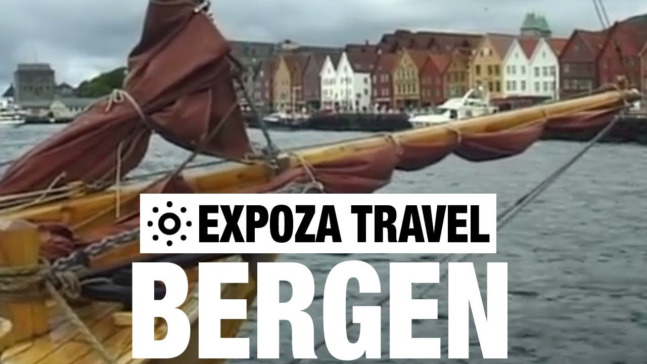 Bergen (Norway) Vacation Travel Video Guide